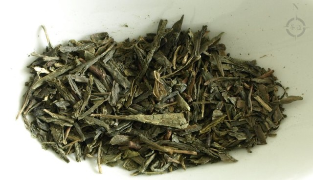 Irma Chinese Sencha - dry leaves