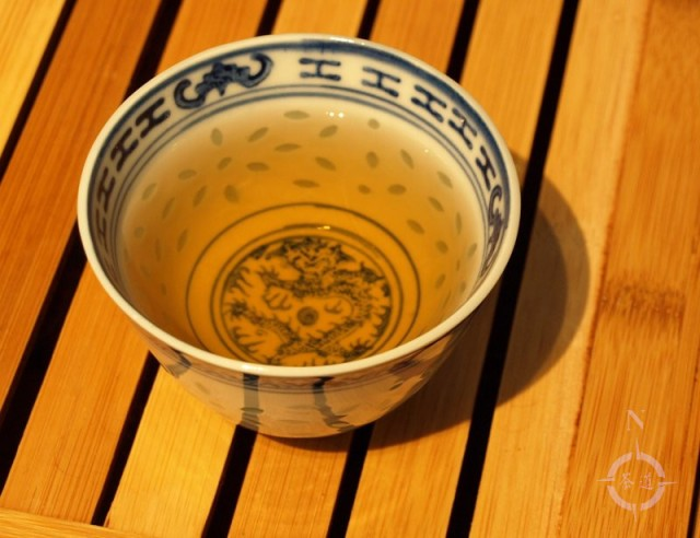 feng huang milan dancong - a cup of