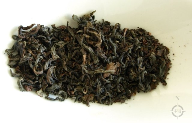 oolong yabukita - dry leaf