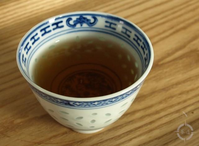 Wu Yi Bai Rui - a cup of