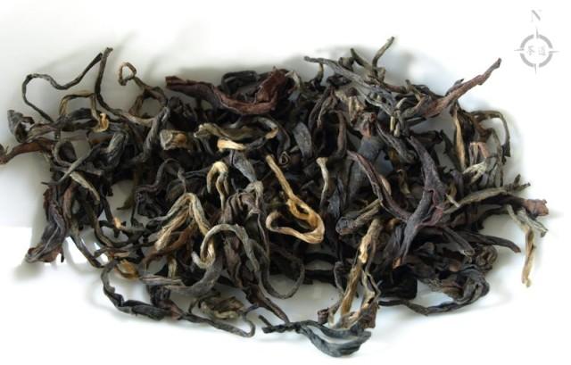 Nepal Golden Meadow SF - dry leaf
