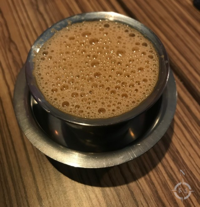 south indian restaurant chai