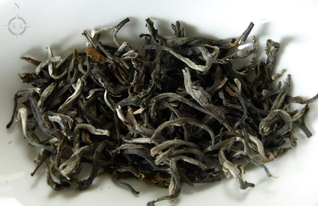 Vietnam Suoi Giang Green - dry leaf
