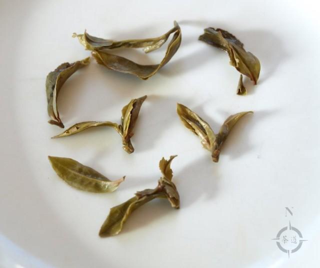 Jungpana Emperors Cup FF - used leaf