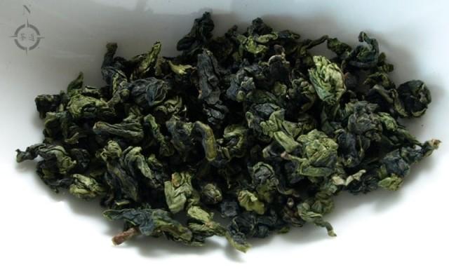 Tie Guan Yin Gang De Topgrade - dry leaf