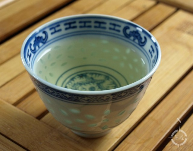 Gan Zhi - a cup of