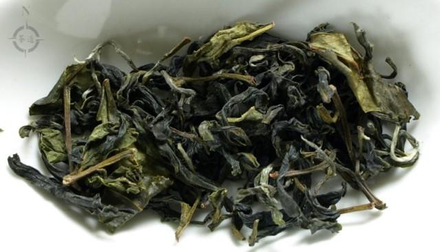 Gan Zhi - dry leaf
