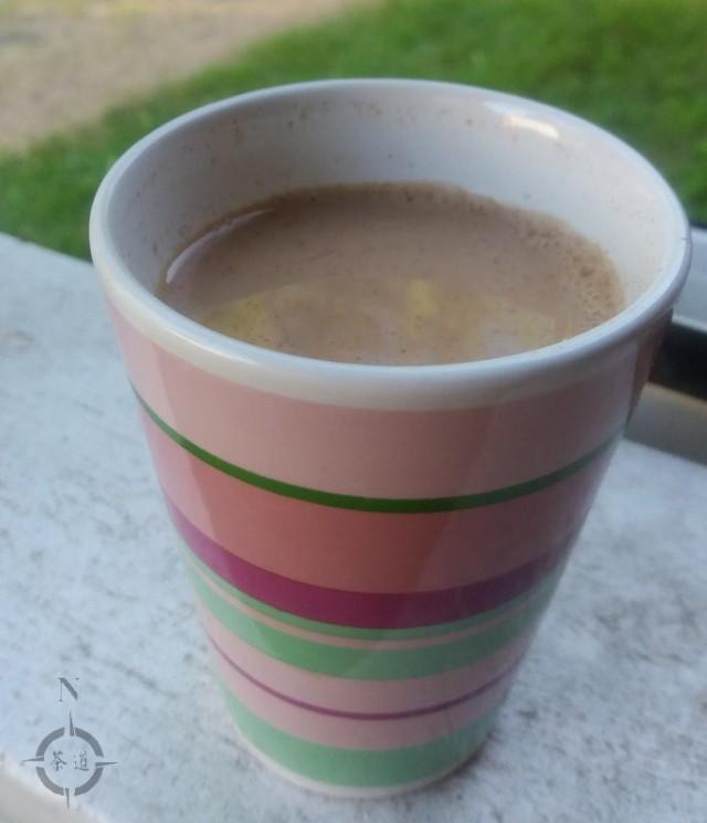 Cosmoveda Pure Chai - with tea