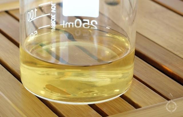 Simply Tea Da Shan Tian - beaker of