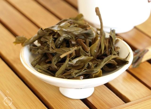 Simply Tea Hei Tiao Zi - used leaf