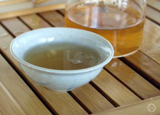 2014 Jing Gu Sheng Tou - a cup of