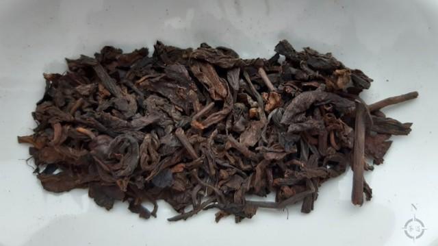 2005 WIld Shou - dry leaf