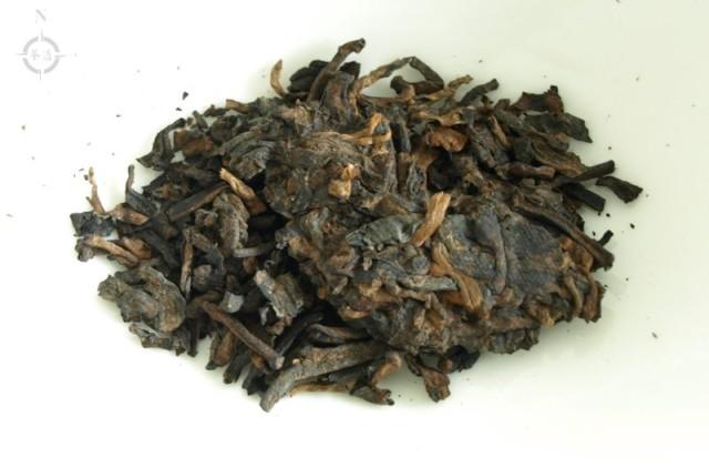 Ma Ga Tuo - dry leaf