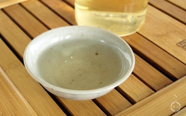 Mo Gan Huang Ya - a cup of