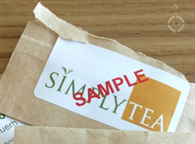 simply tea more samples