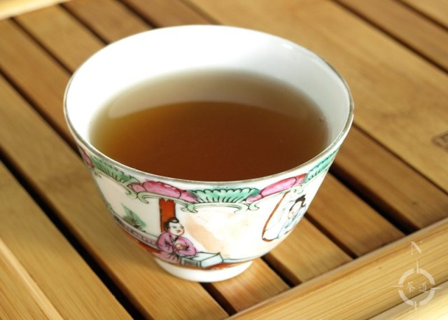 tekultur hojicha - a cup of