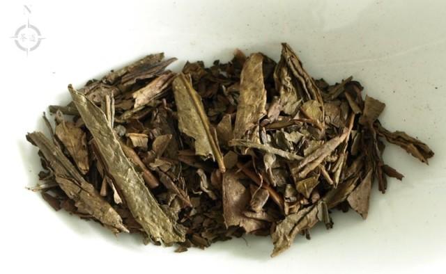 tekultur hojicha - dry leaf