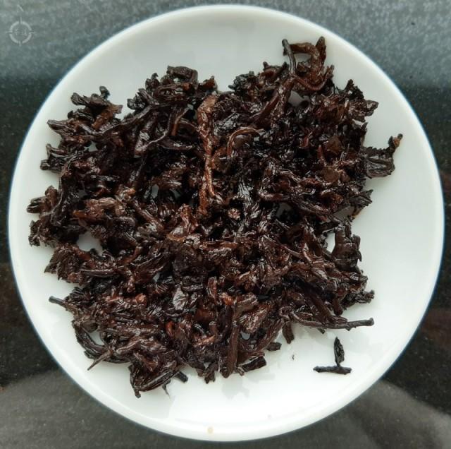Jing Gu Xiao Fang Zhuan - used leaves