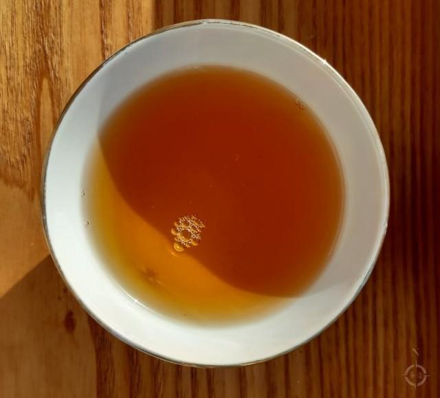 kuki hojicha - a cup of