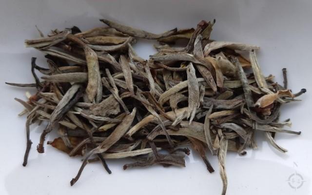 Yin Zhen Yunnan - dry leaf