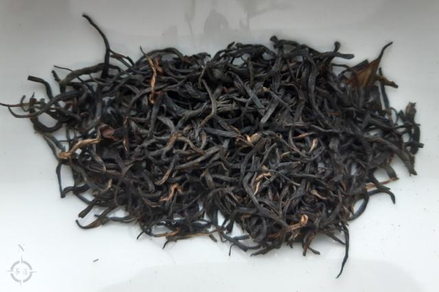 hong ya - dry leaf