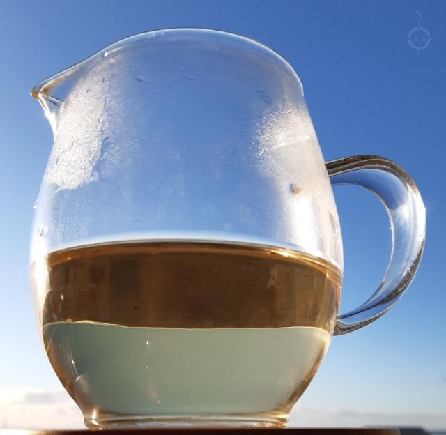 Tian Mu Qing Ding - a cup of
