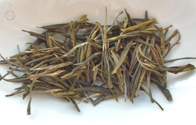 Tian Mu Qing Ding - dry leaf