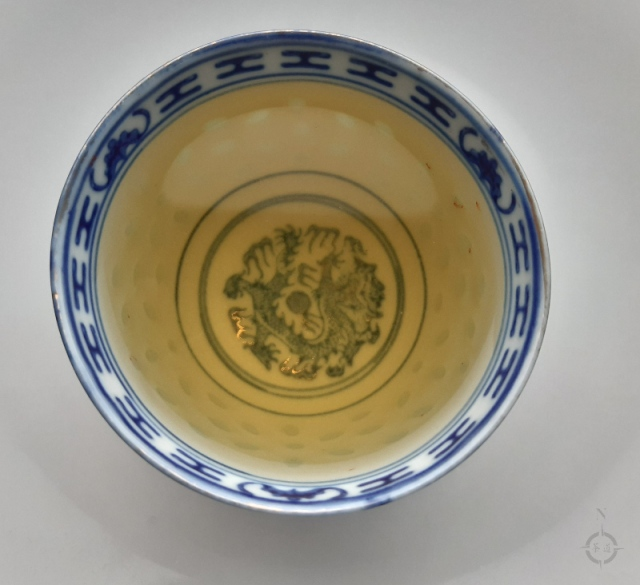 YMY sencha teabag - a cup of