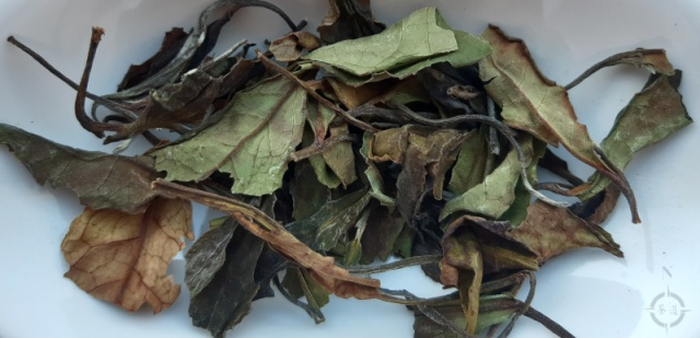 Indian white Havukal - dry leaf
