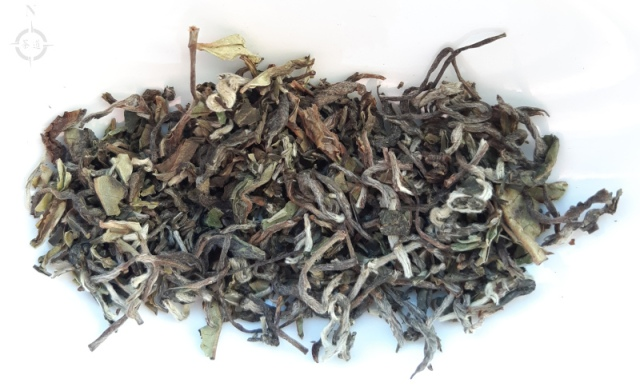 Singbulli Oolong - dry leaf