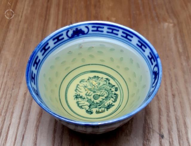 Ronnefeldt Gu Zhang Mao Jian - a cup of