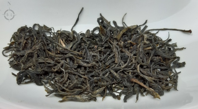 Ronnefeldt Gu Zhang Mao Jian - dry leaf