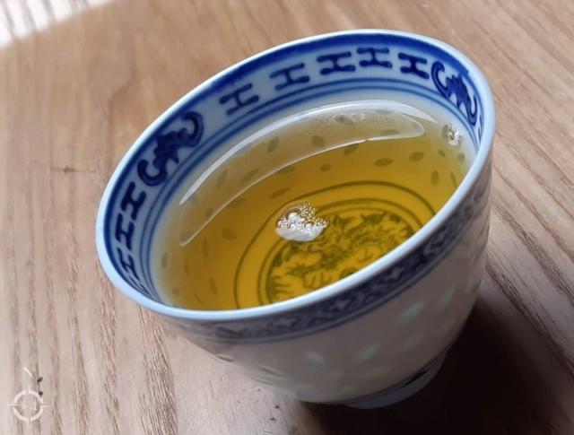 Wuhan Jiarun Huiming Organic Sheng - a cup of