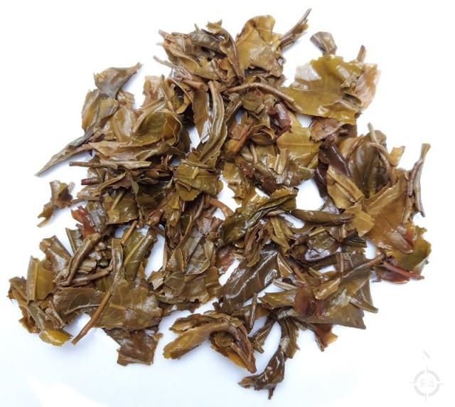Wuhan Jiarun Huiming Organic Sheng - used leaves