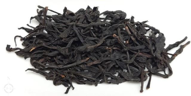 bai hao hong cha - dry leaf