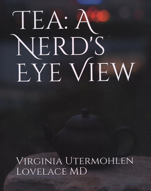 Tea a Nerds Eye View - front cover