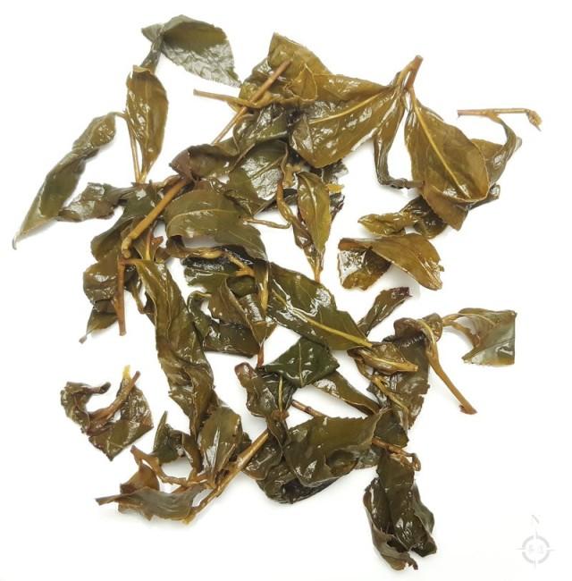 shan lin shi - used leaves