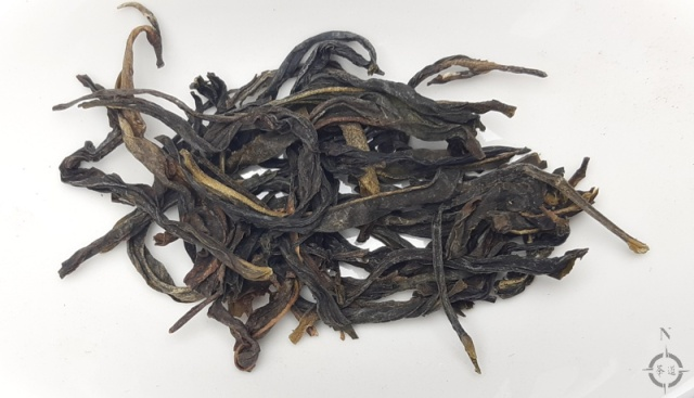 Feng Huang Da Wu Ye Dancong - dry leaf