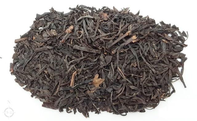 Keemun Congou - dry leaf