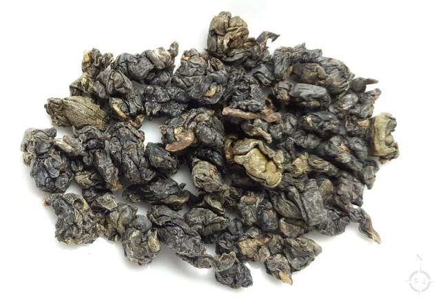 Alishan roasted - dry leaf