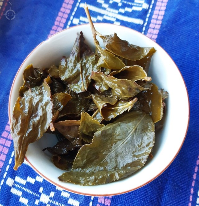 si ji chun - used leaves