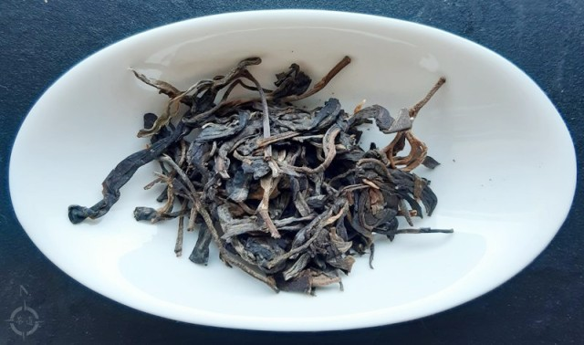 2010 yi wu hai lang hao wild arbor redux - dry leaf