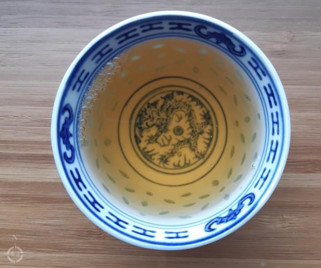 Autumn 2018 Jingmai gushu - a cup of