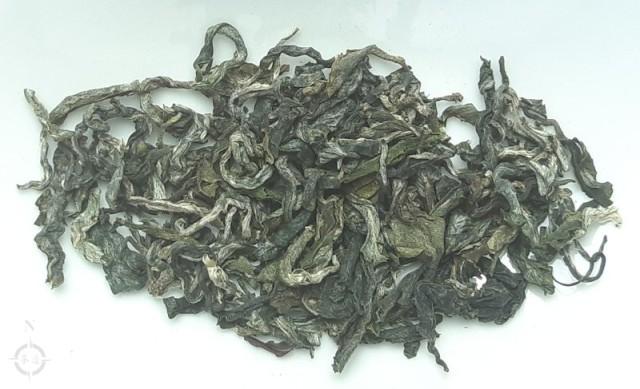 pi luo chun - dry leaf