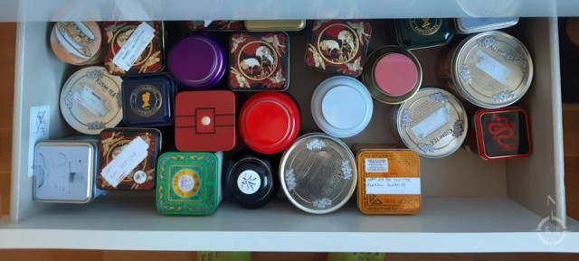 tidy up - drawer