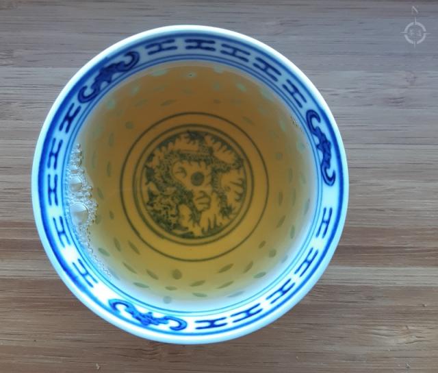 Farmer Leaf Spring 2019 Jingmai Miyun - a cup of