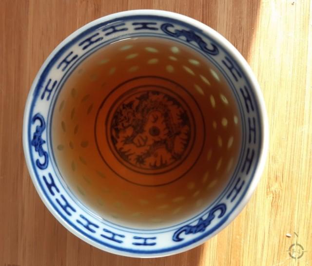 ying xian - a cup of
