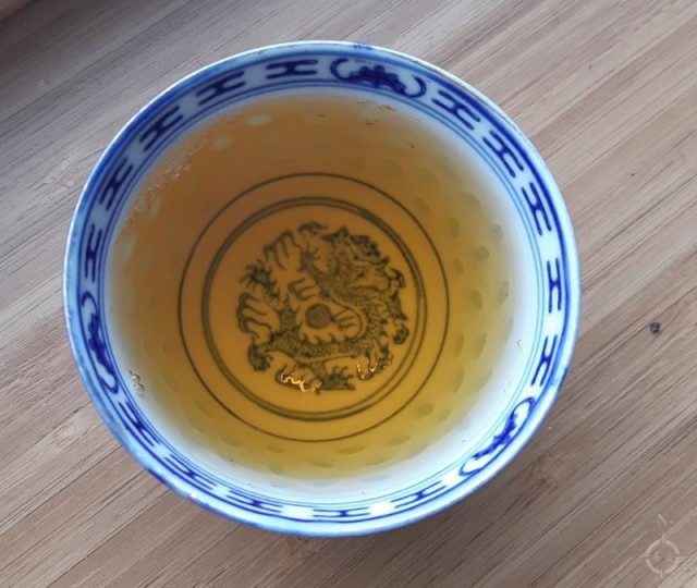 2017 Ancient Empress Mountain - a cup of