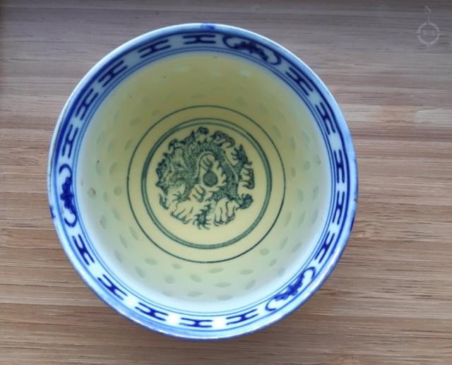 Wen Shan Bao Zhong - a cup of