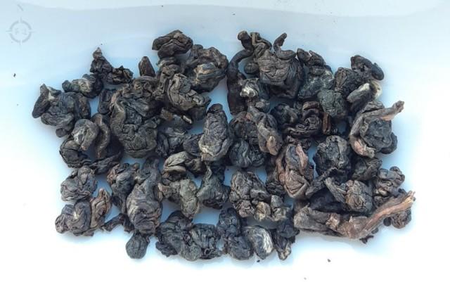 gui fei - dry leaf